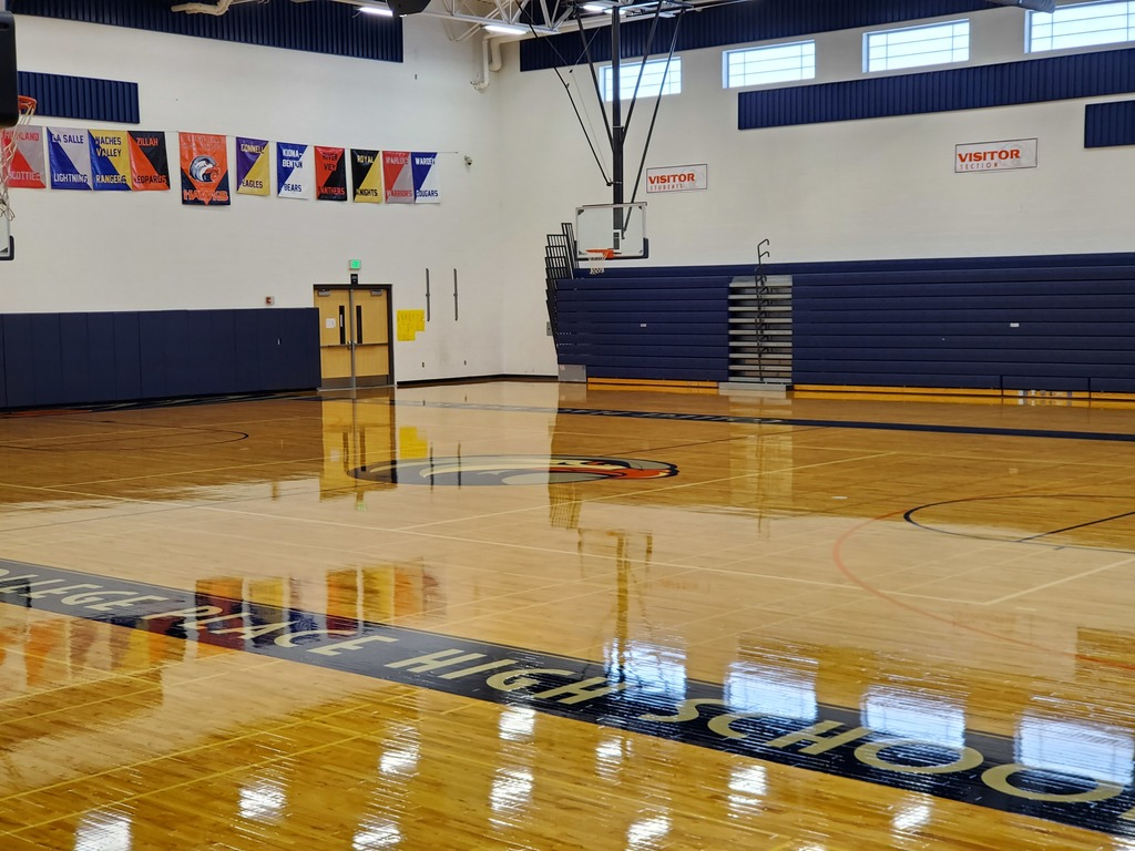 New Gym Floors