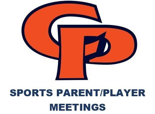 Sports Parent/Player Meetings