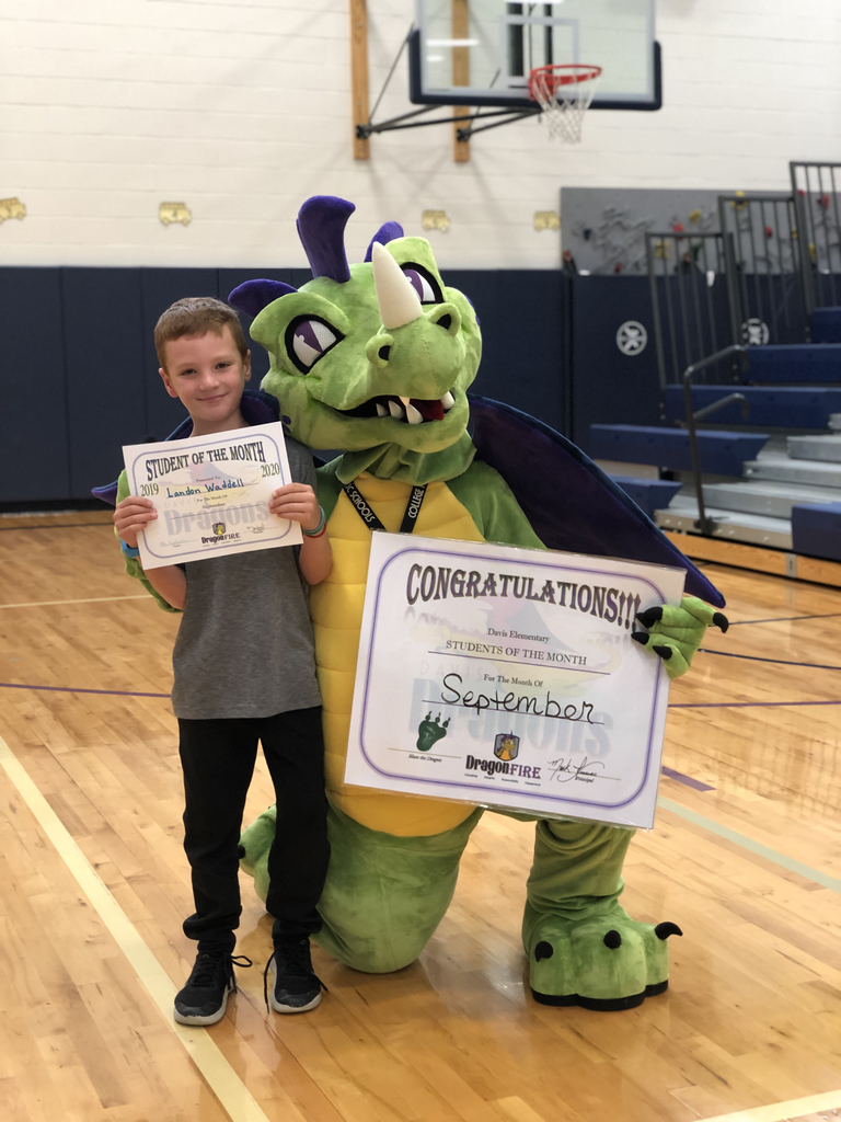 September Students of the Month: Friendliness