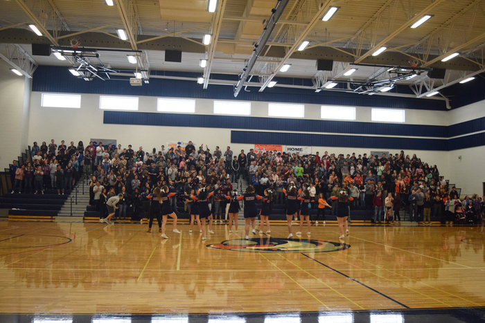 Homecoming Assembly 2017