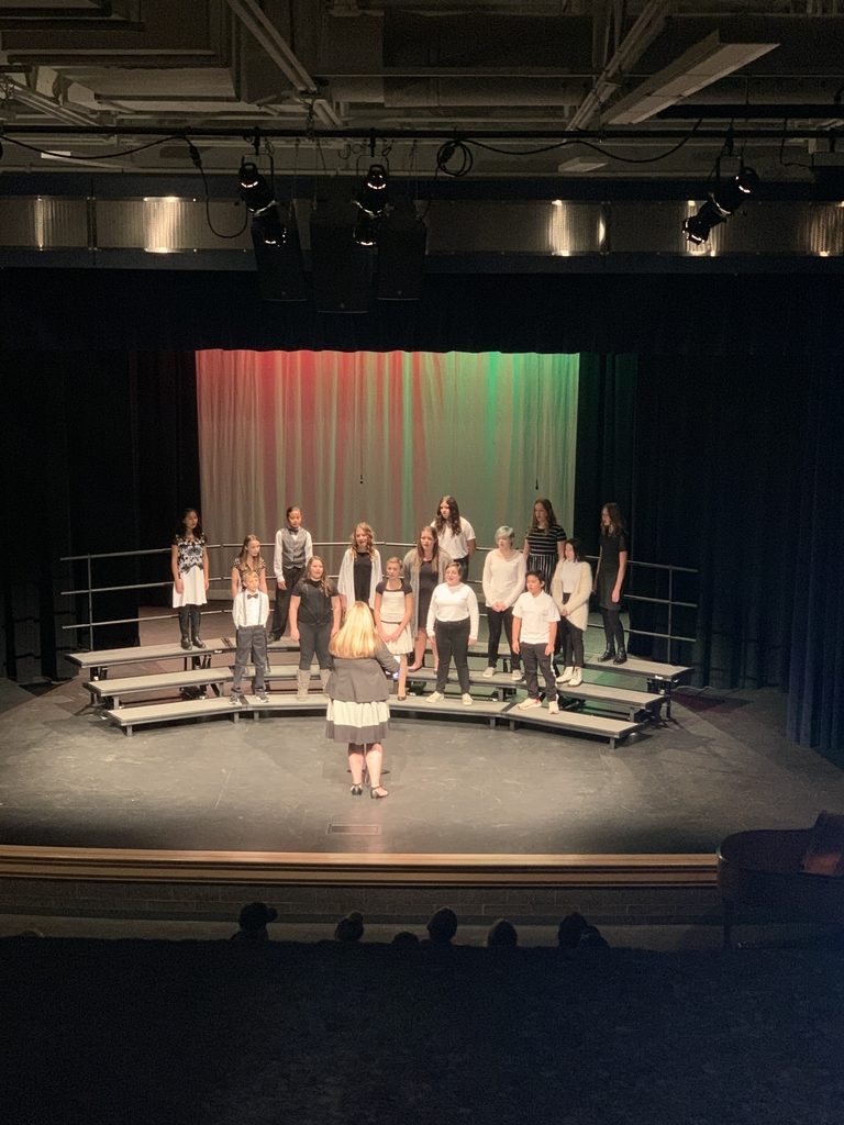 Sager Choir 2019 Winter Concert