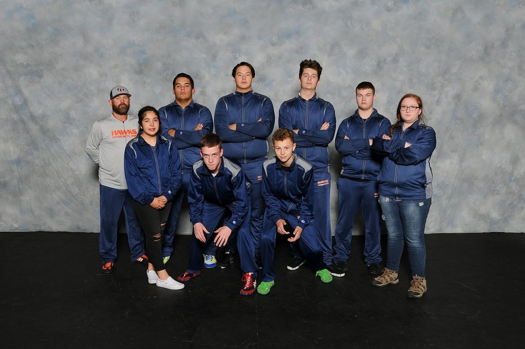 Hawks Wrestling Team