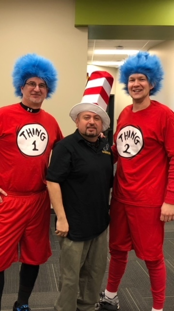 Seuss Day